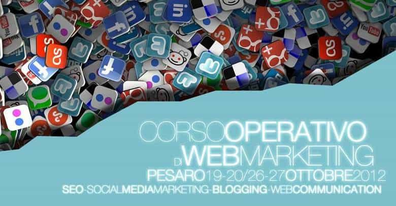 corso web marketing pesaro