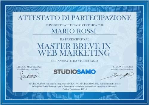corso web marketing torino