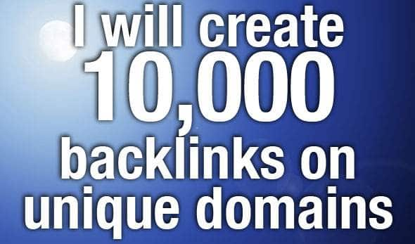 10000 backlinks
