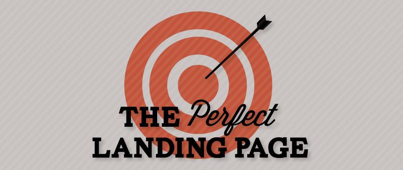 landing page errori
