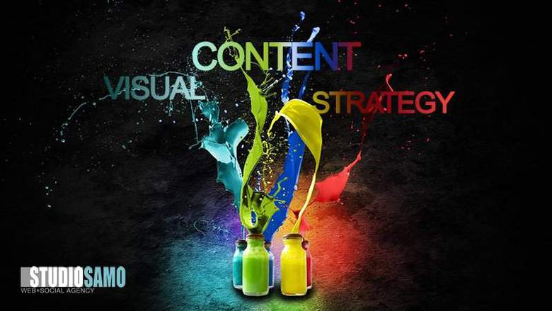 workshop visual content strategy