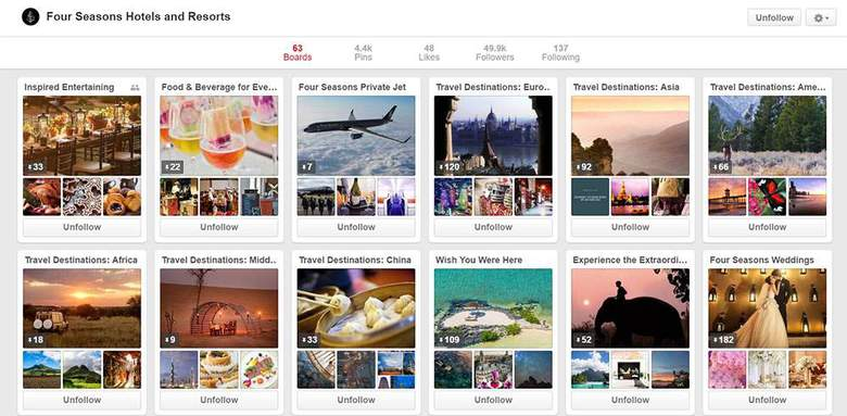 Visual Storytelling Pinterest