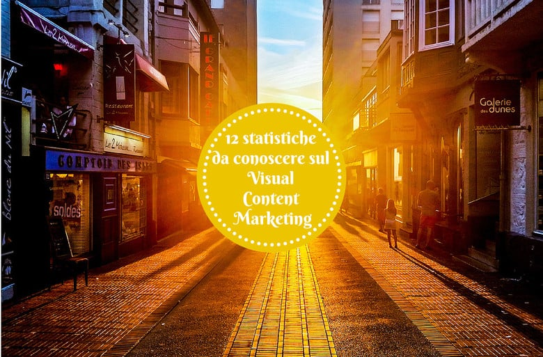 12 statistiche da conoscere sul visual content marketing | Studio Samo