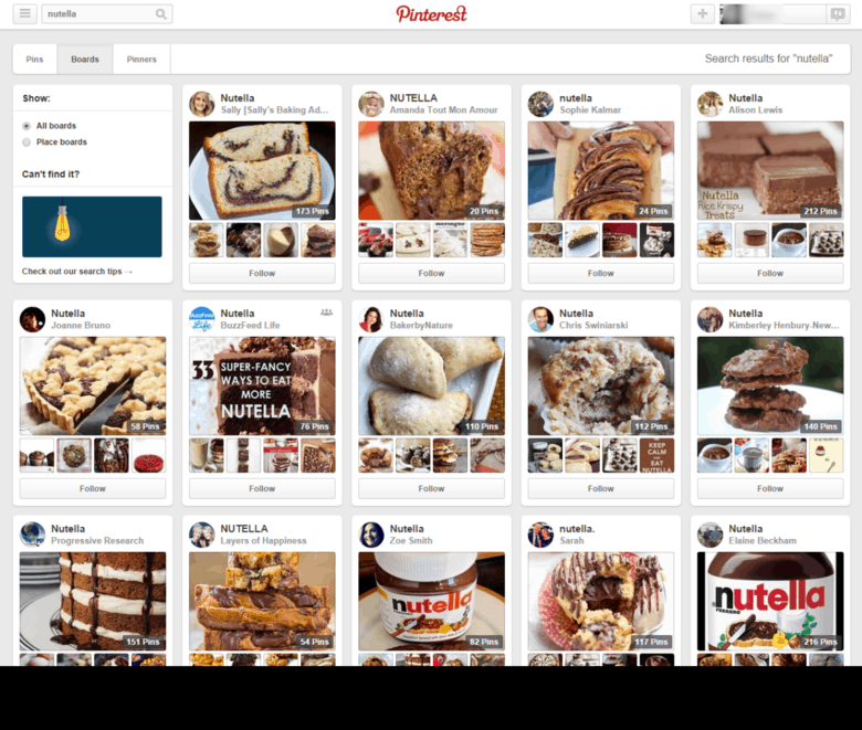 pinterest-board-nutella-fan