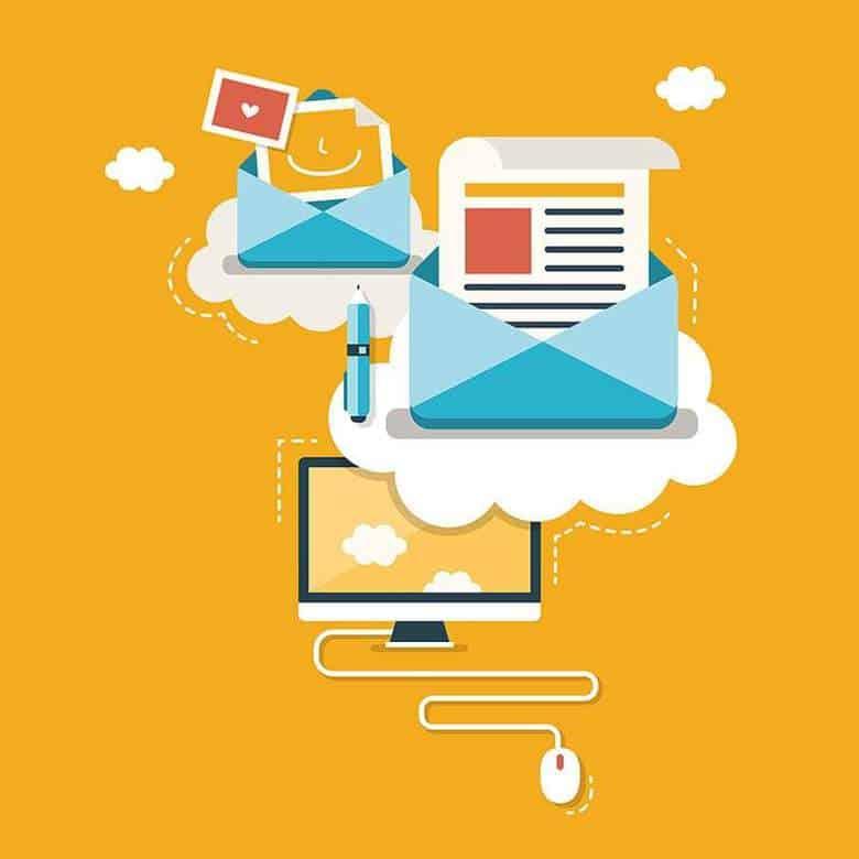quante email inviare