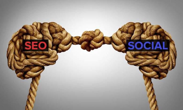 seo e social network