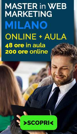 master web marketing milano