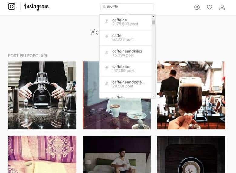 Come scegliere gli hashtag su Instagram