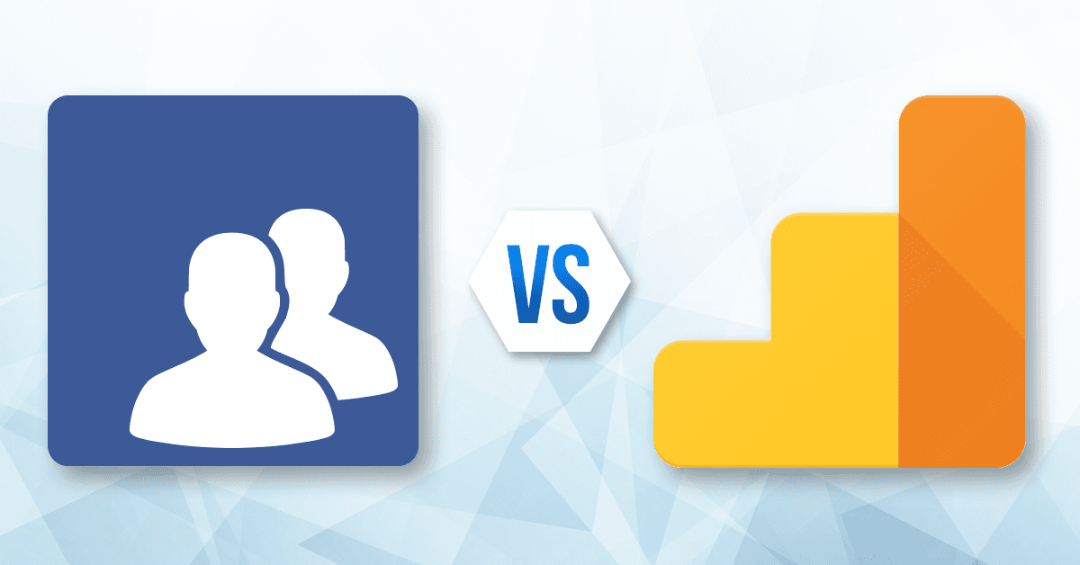 Differenze tra click in Facebook Ads e visite in Analytics