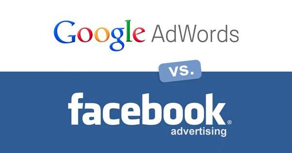 Adwords vs Facebook