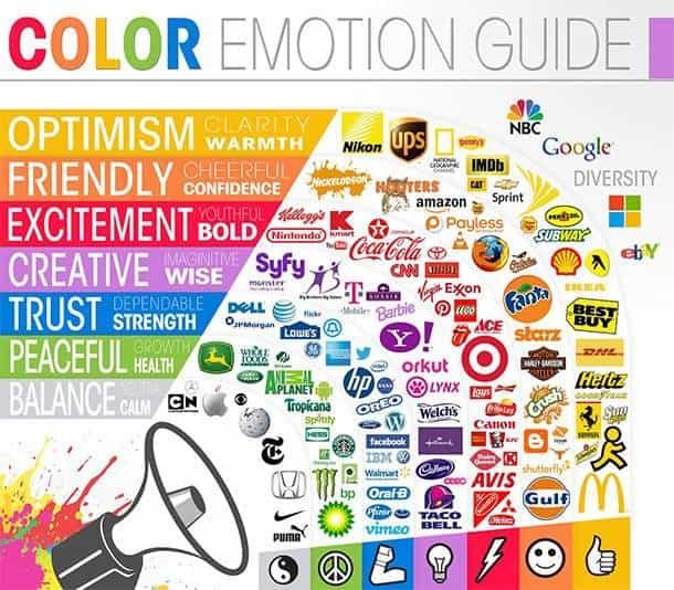 colori e immagini social