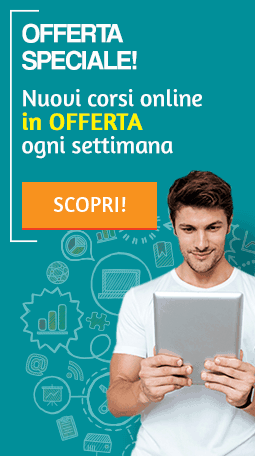 corsi web marketing in offerta