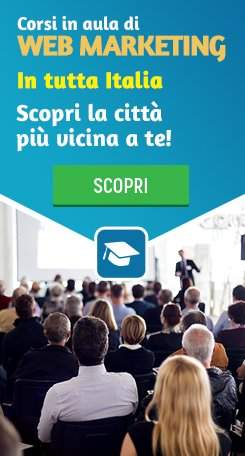 corsi web marketing in italia