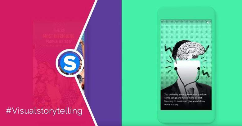 Search engine e visual storytelling: arrivano le AMP Stories di Google