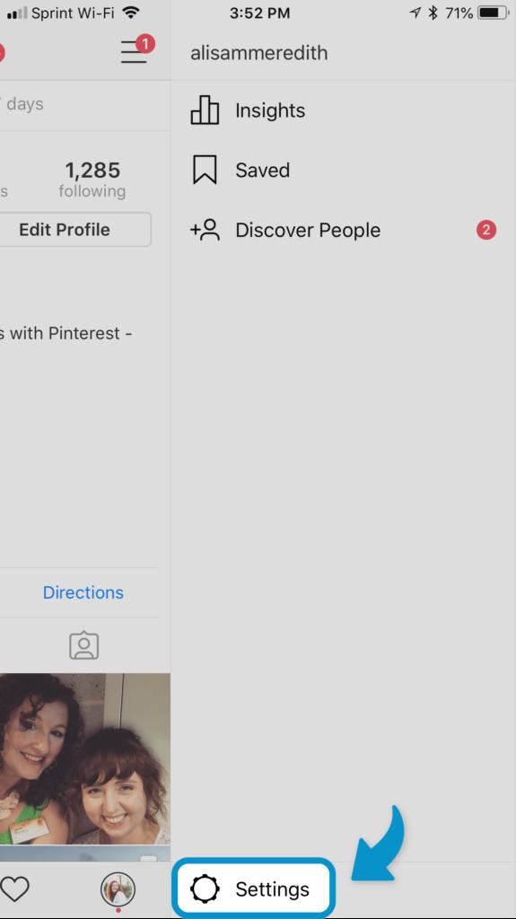 instagram account verificato
