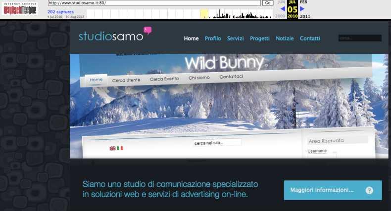 Valutare la qualità di un sito web