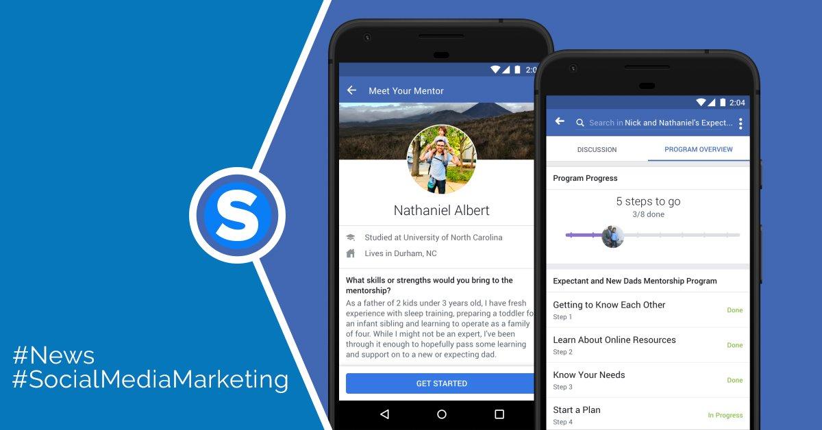 Facebook Mentorship per i Gruppi