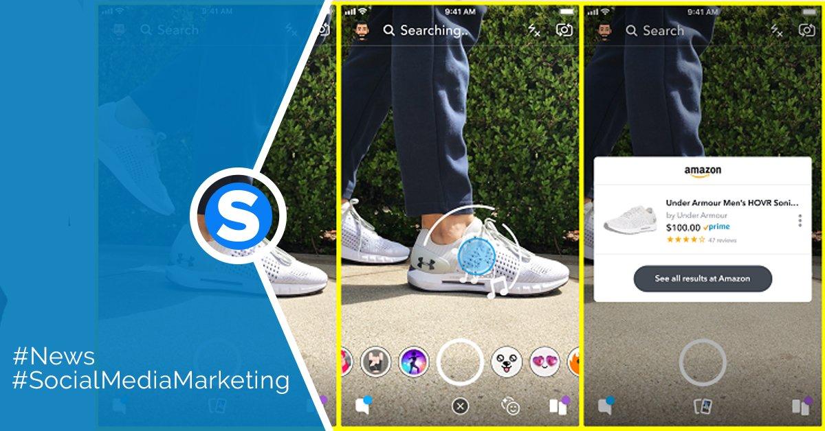snapchat-e-amazon
