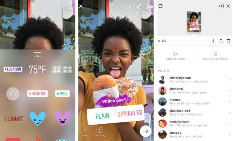 Come funzionano i sondaggi su Instagram?