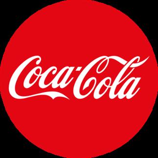 brand identity Coca-Cola logo