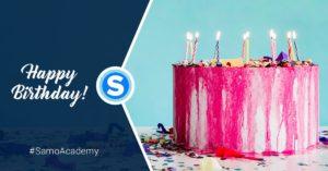 Buon Compleanno Academy Studio Samo!
