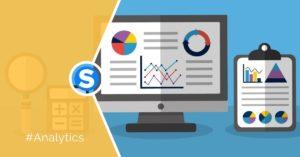 Analytics rapporti salvati, personalizzati e dashboard