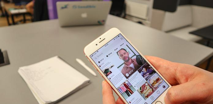 Esplora Instagram Shoppable