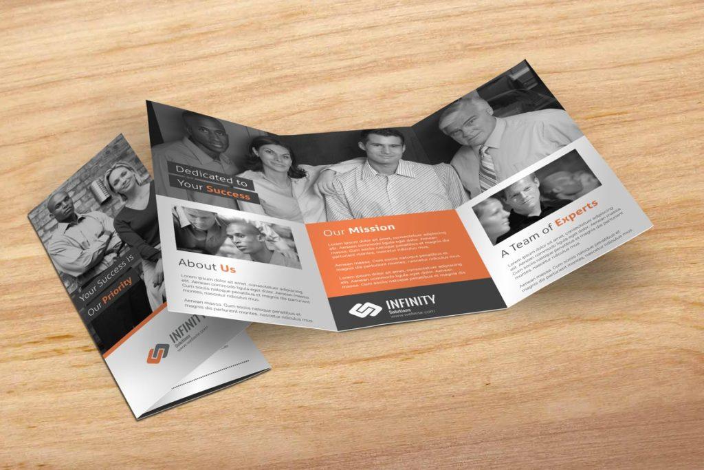 esempio di brochure