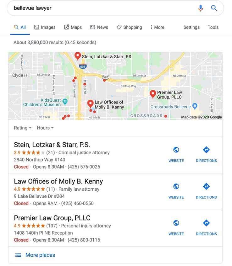cos'è il Google Maps marketing
