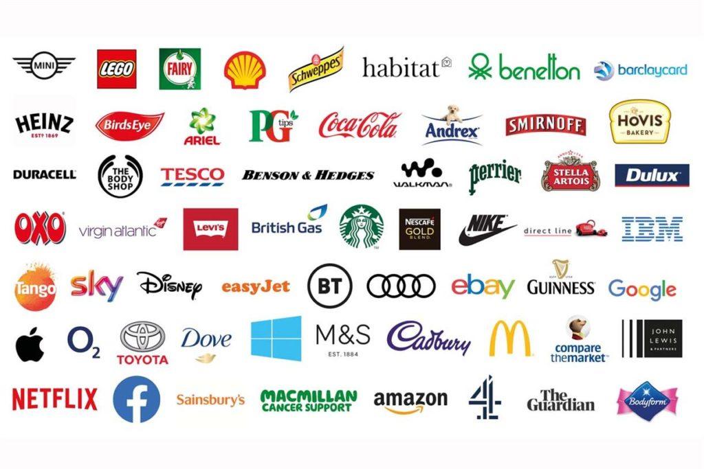 Branding: esempi di loghi famosi
