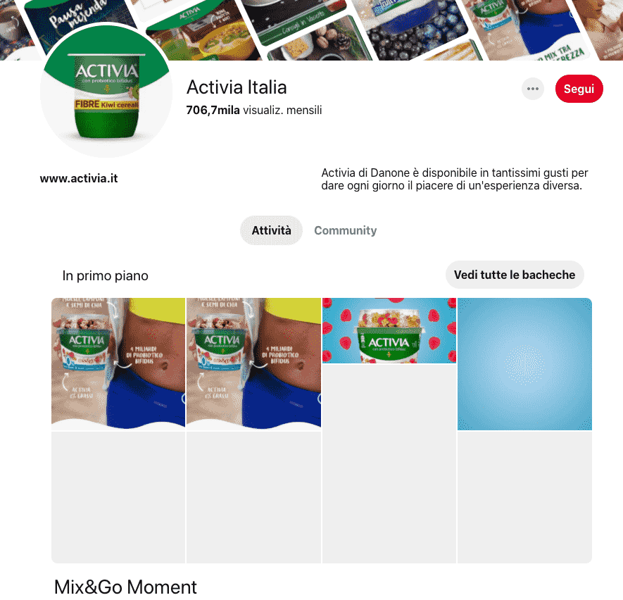 Migliori profili Pinterest da seguire