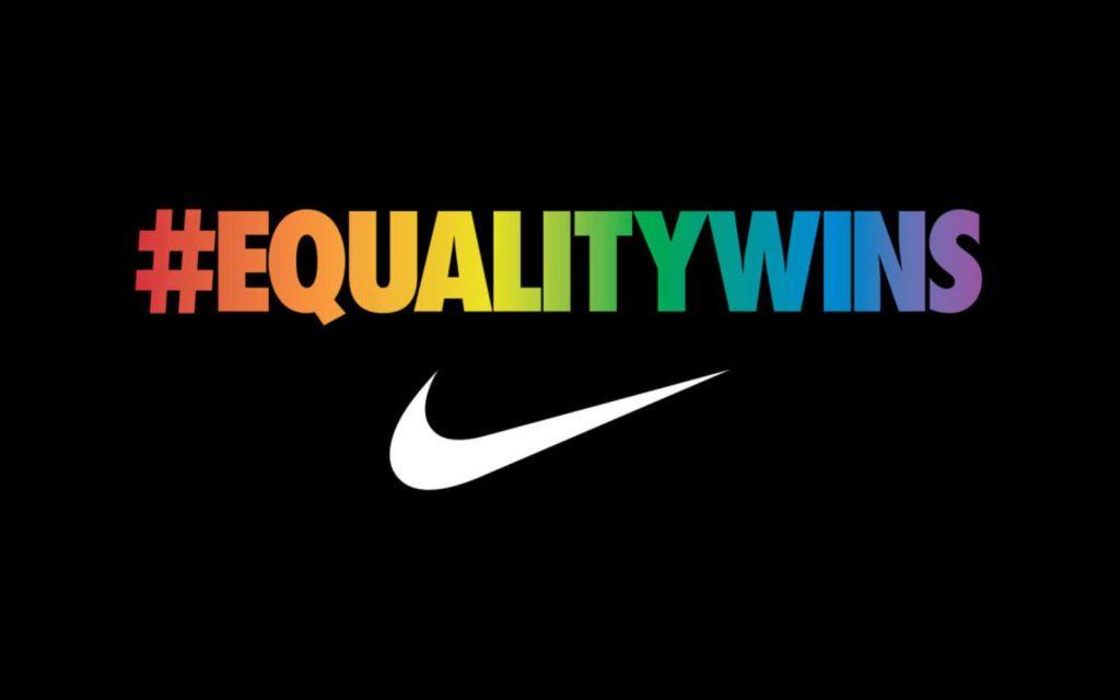Brand purpose Nike