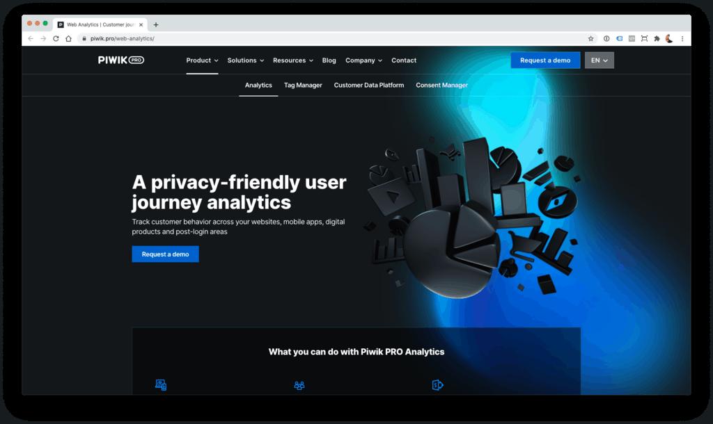 Piwik Pro - alternativa a Google Analytics
