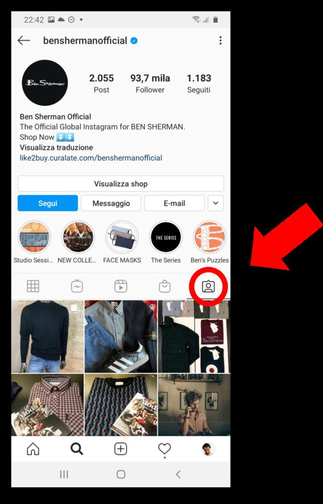 buyer personas instagram