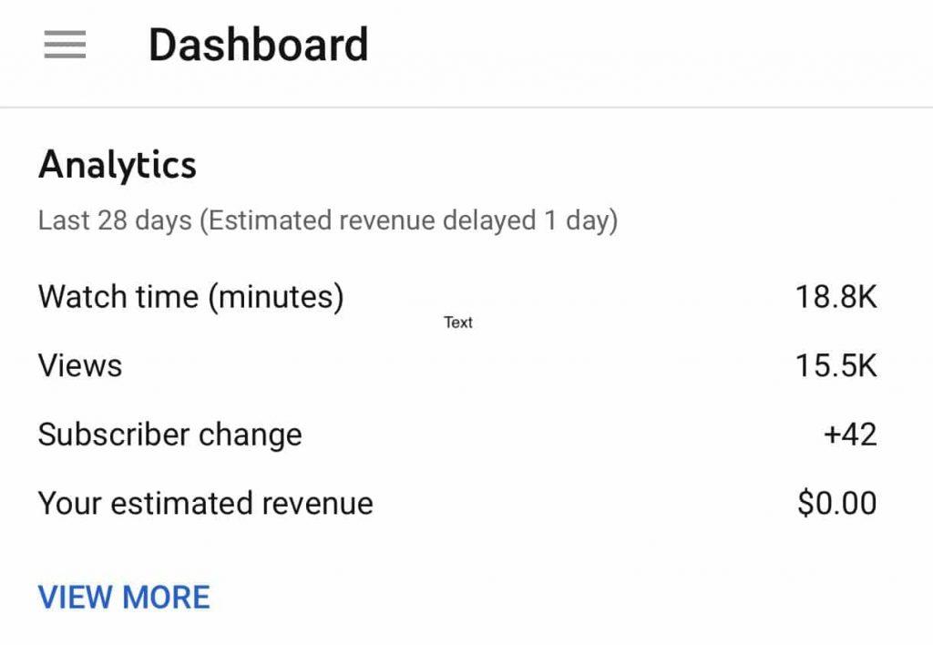 Come vedere YouTube Analytics da cellulare