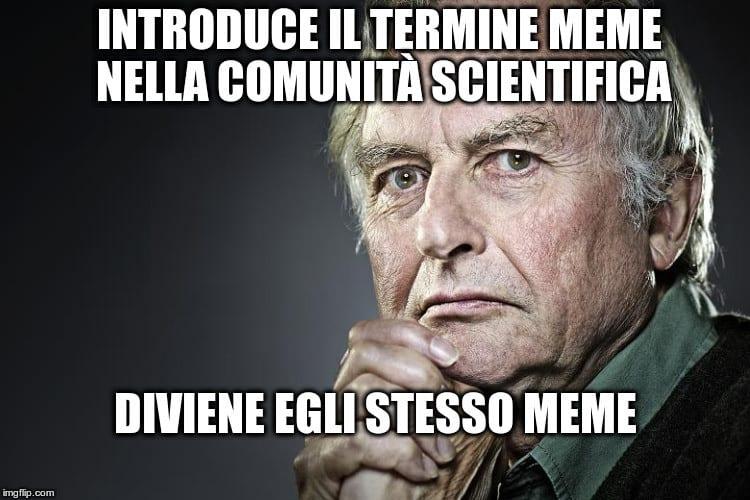 Meme Richard Dawkins