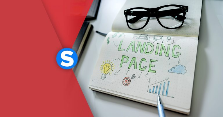 posizionare una landing page