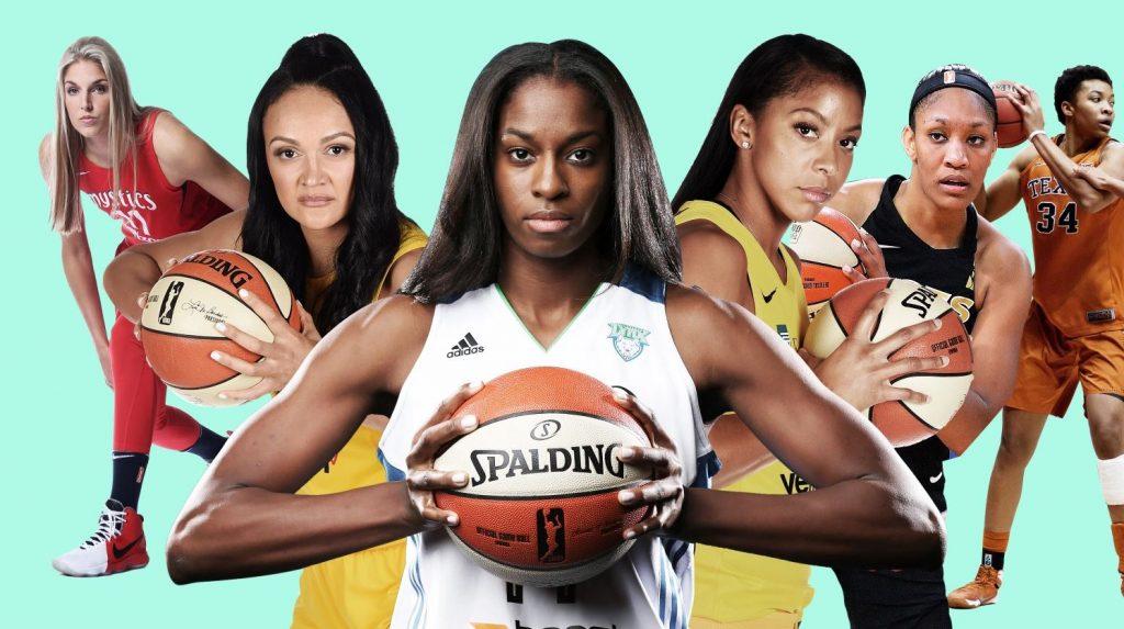 Immagine promozionale della WNBA