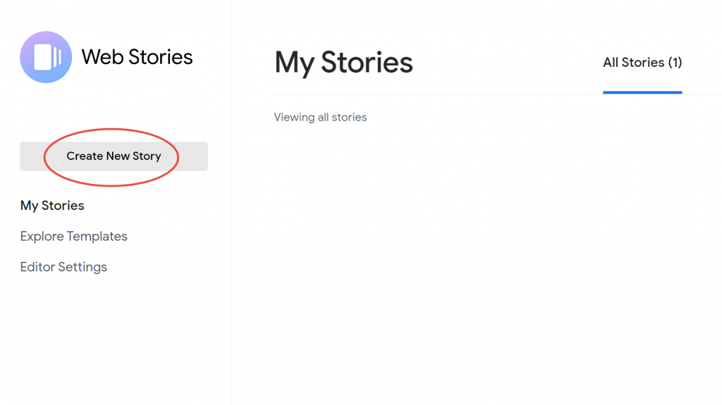 Creare una Google Web Story dentro WordPress
